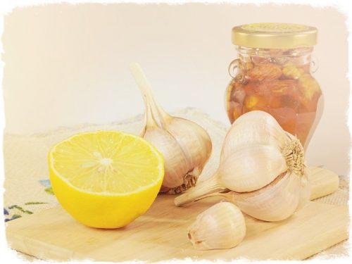 Очищение организма лимонами и чесноком
