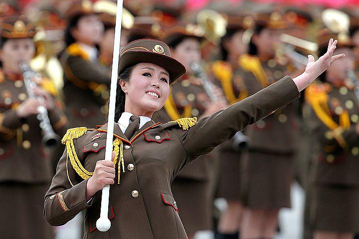 Северная Корея: мы мирные люди, но атомная бомба нам не помешает!