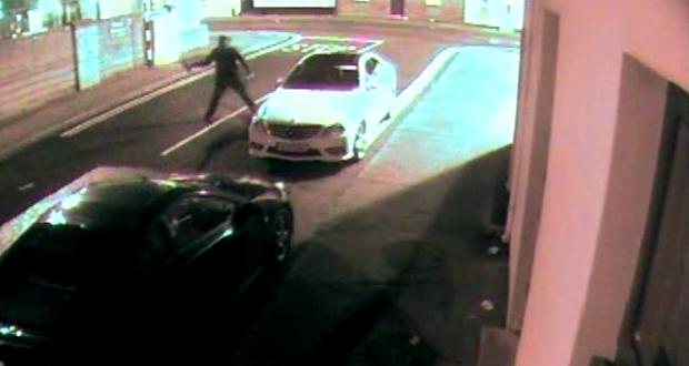 Cамая неудачная попытка ограбления автомобиля
