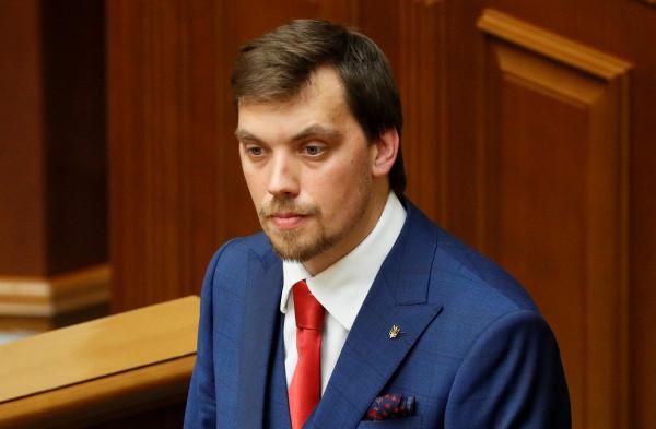 Премьер-министр Украины ушел…