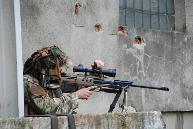 Перспективные проекты польских снайперских винтовок ZM Tarnow