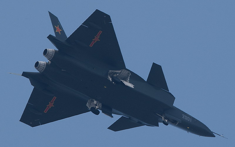 Пять китайских систем вооружений, которых следует бояться Америке