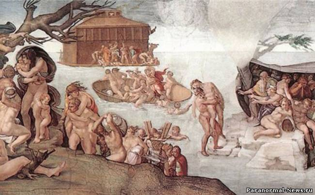 """Библейский потоп был"", - считает археолог, обнаруживший ""Титаник"""