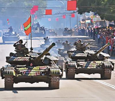 Приднестровье – новый фронт противостояния