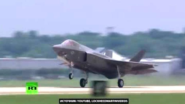 Американский самолет стоимостью $115 млн провалил тестовые испытания, перевернувшись в воздухе