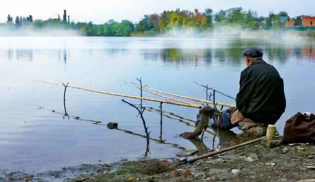 Погода во время рыбалки: ког…