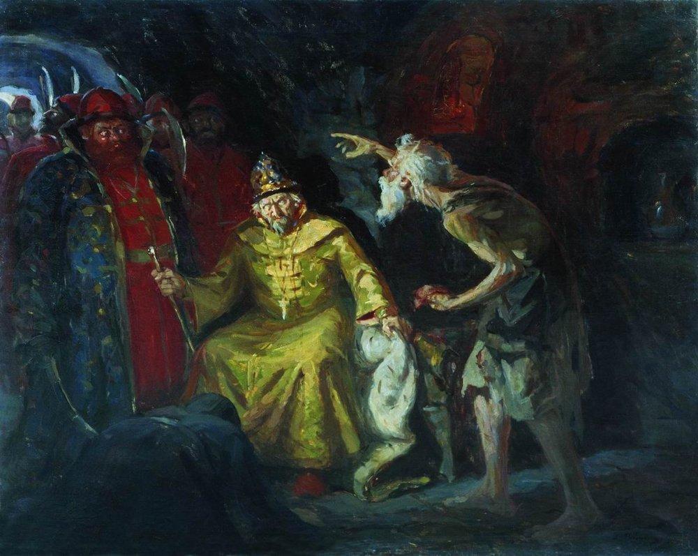 Единственный русский царь, ставший героем народного эпоса