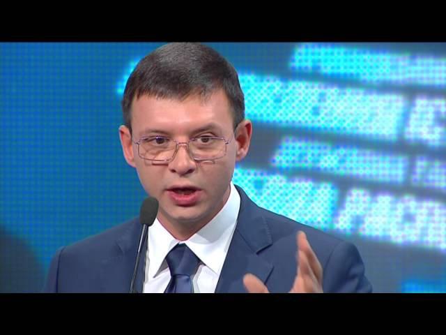 Евгений Мураев просто порвал Чубарова на Укр канале 1+1