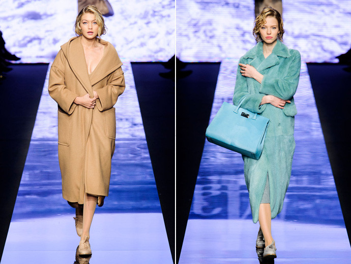 Обзор основных тенденций сезона осень-зима 2015-2016: Prada, Blugirl, Max Mara, Fendi, Philipp Plein, Costume National