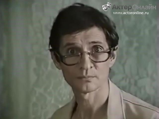 Ясулович Игорь Николаевич актёр, народный артист России