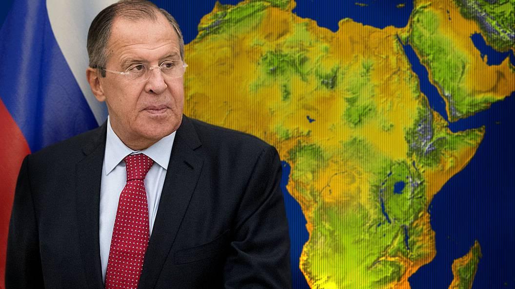 Африканский плацдарм России …