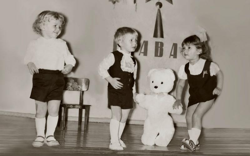 Как воспитывали детей в СССР детство, ссср