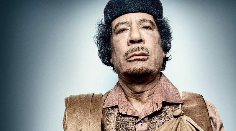 Каддафи убили из-за воды, а …