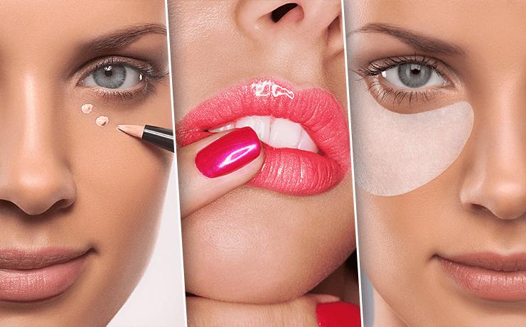 10 приемов макияжа, которые …