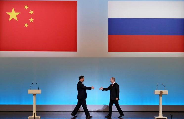 Россия и Китай призвали защитить равноправный миропорядок