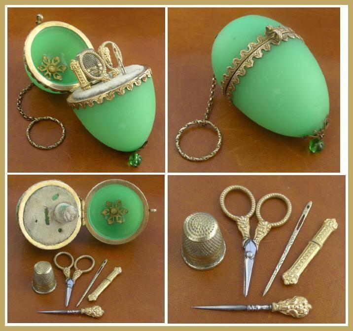 Старинные инструменты для рукоделия — невероятные произведения искусства