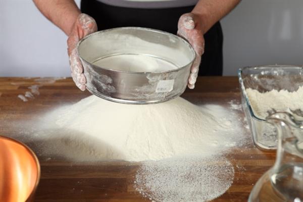 2 этап приготовления рецепта. Фото