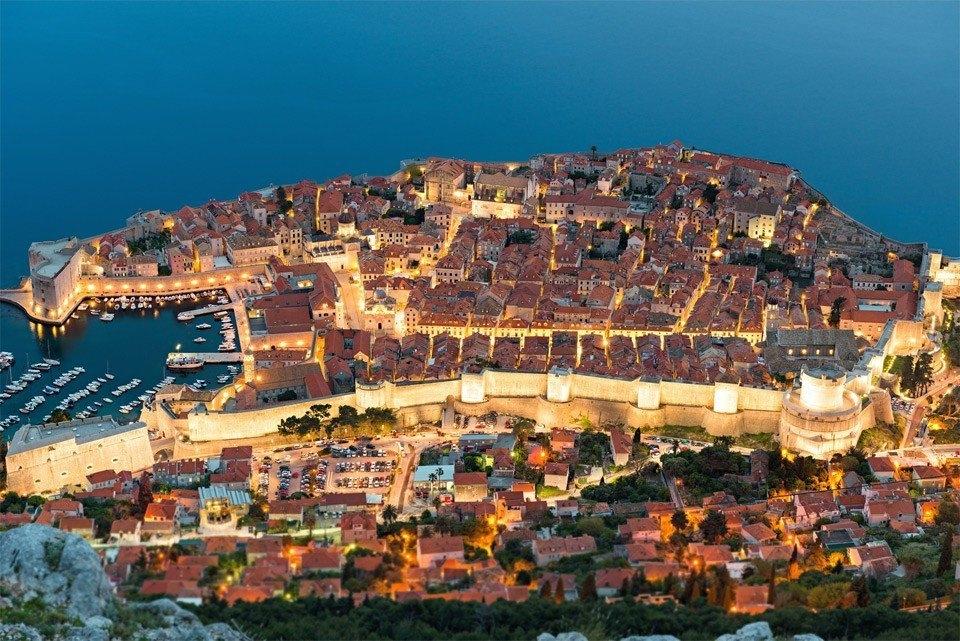 Адриатическая красота, Дубровник, Хорватия