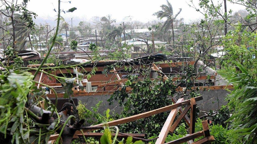 Циклон Пэм ударил по Вануату-8