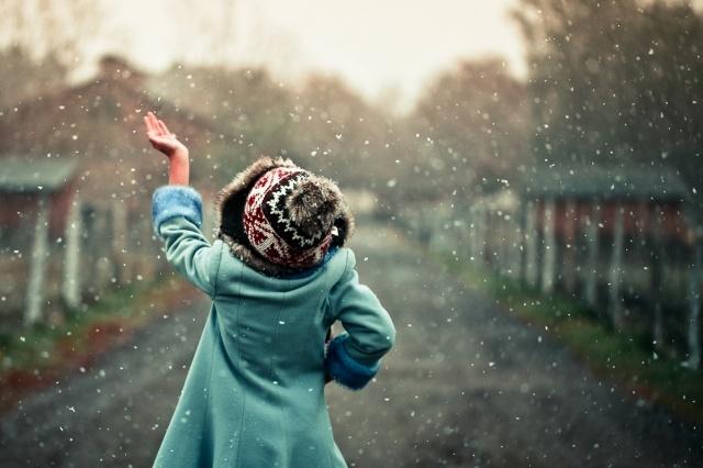 Злата Литвинова. Одевает зима белоснежное платье разлуки