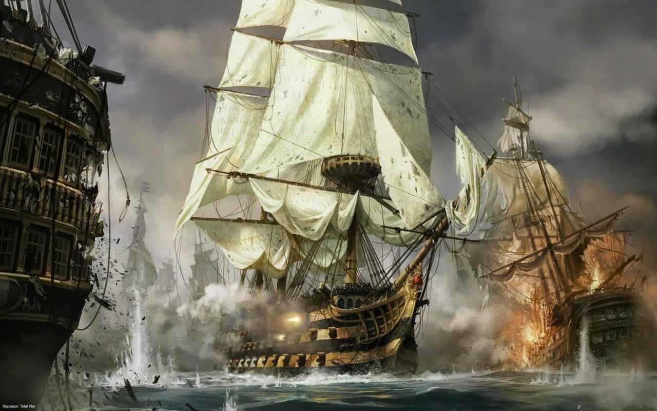 Непобедимая армада. Разгром,…