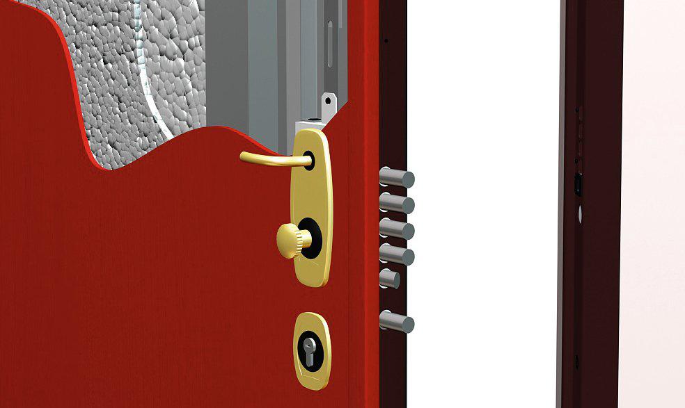 5 вопросов о бронированных дверях - 10