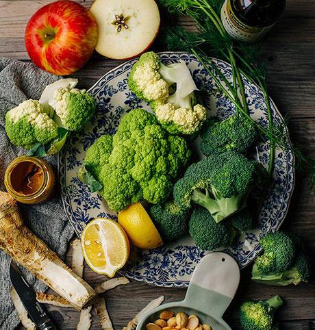 Как готовить брокколи чтобы сохранить все витамины