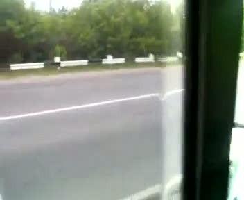 Украинский гаишник