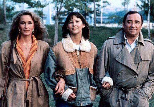 Актёры фильма «Бум» 35 лет спустя.