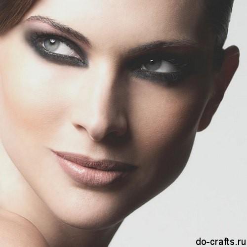 Как делать макияж глаз10