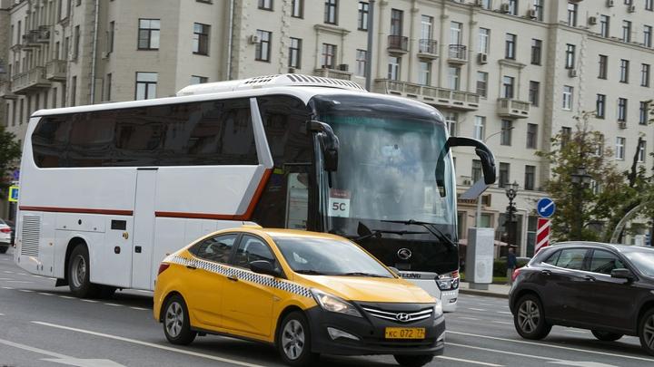 Чиновники Москвы придумали штраф для сервисов по поиску попутчиков