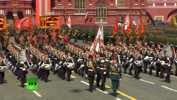 Каковы ваши впечатления от военного парада в Москве?