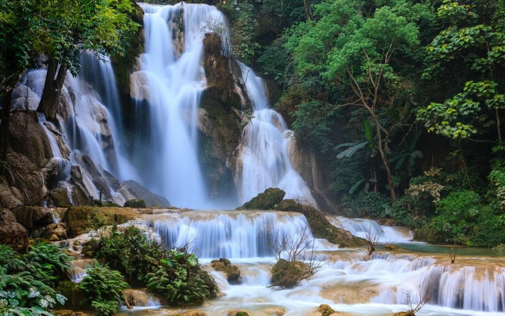 самые красивые водопады фото