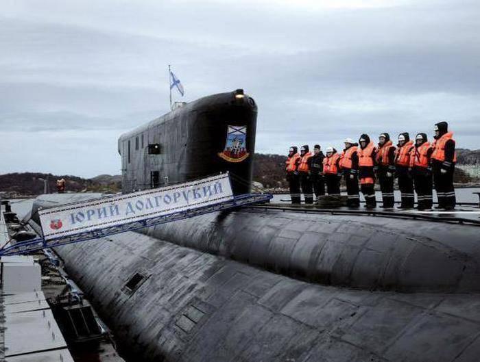 Подводные ракетоносцы Северного флота освоили новые районы патрулирования