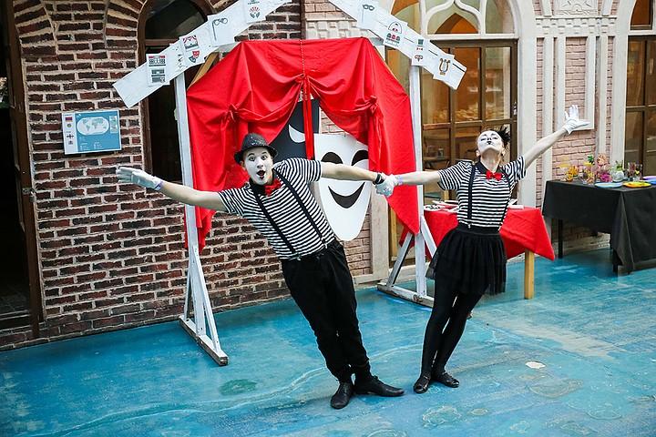 Праздник театра и искусства в «Этномире»