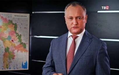Додон временно отстранен от должности президента Молдавии