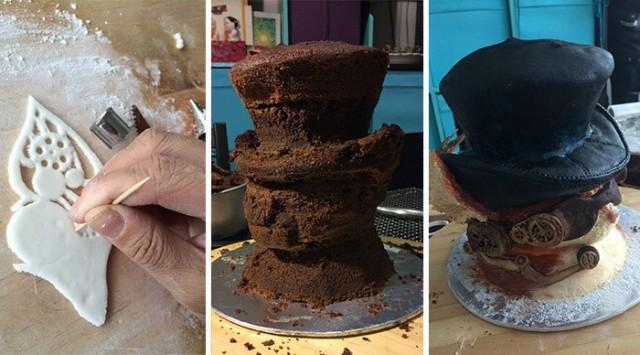 Торт как искусство еда, искусство, торт