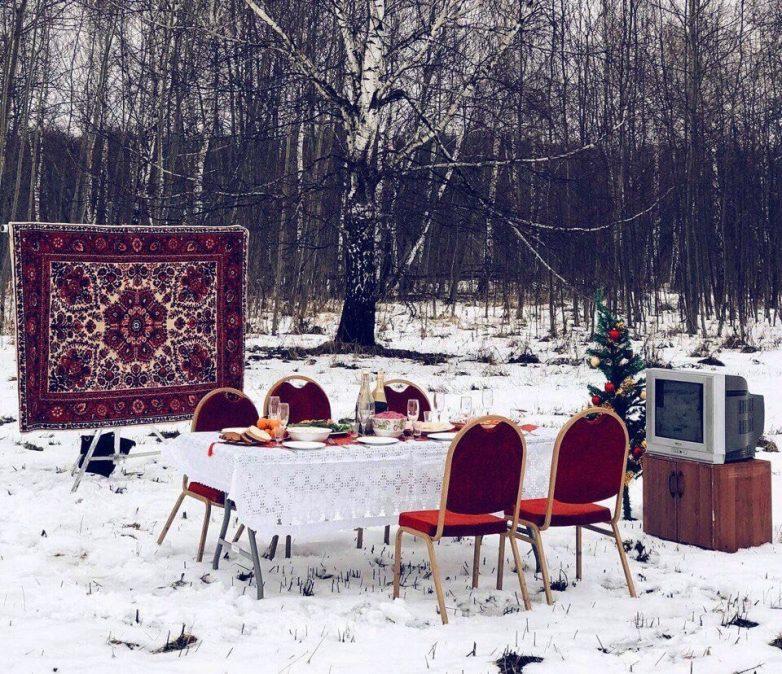 Такое может быть только в России. Очень смешно!