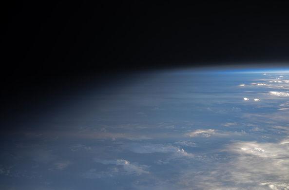 Космонавт с МКС рассказал о наблюдении за терминатором
