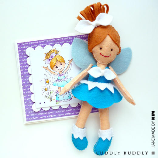 Много выкроек игрушек и кукол