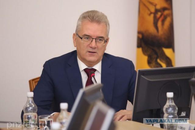 Губернатор Пензенской области: врачи берегут дорогие лекарства для VIP-пациентов