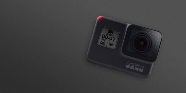 Экшен-камеры GoPro Hero 7 ан…