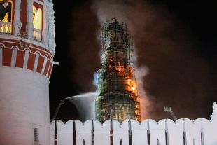 Реставрация Новодевичьего монастыря обойдется почти в 800 млн рублей