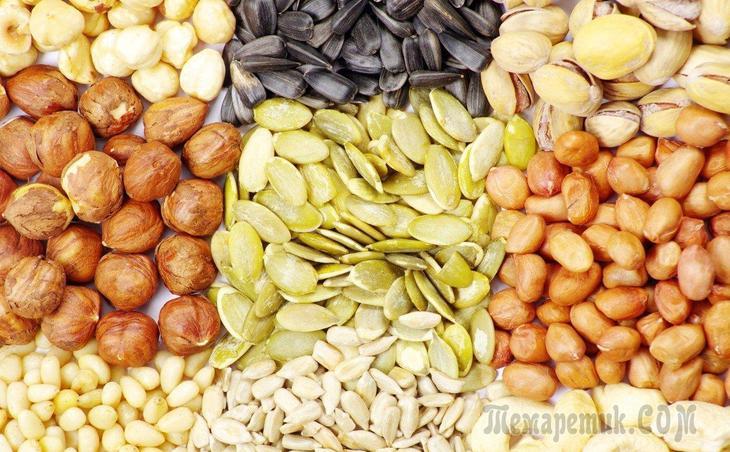 семечки понижают холестерин в крови