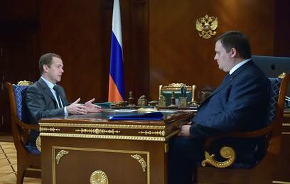 Медведев: Россия поднялась в рейтинге Всемирного банка