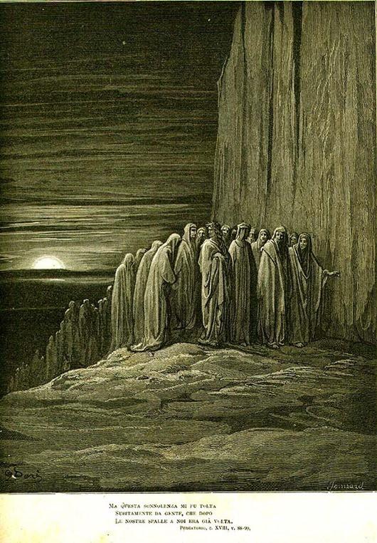 Чистилище и мытарства Каталицизм, православие, святые