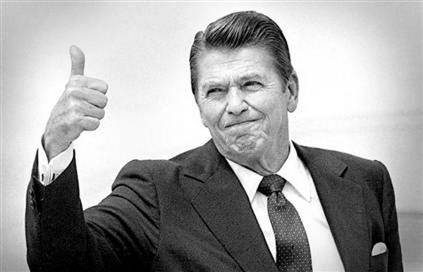 Рональд Рейган: интересные факты о самом известном президенте-лицедее
