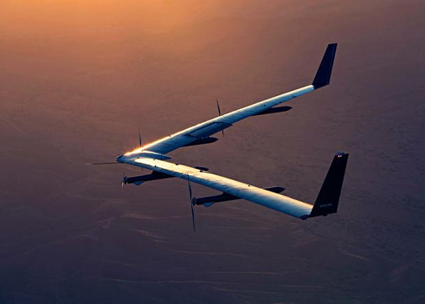 Facebook и Airbus займутся совместным созданием интернет-беспилотников