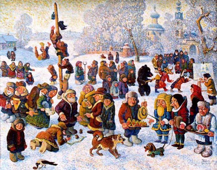 художник Валерий Сыров картины - 05