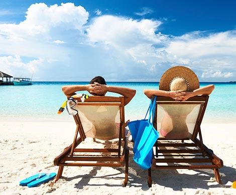 Представления об идеальном отпуске у мужчин и женщин существенно отличаются